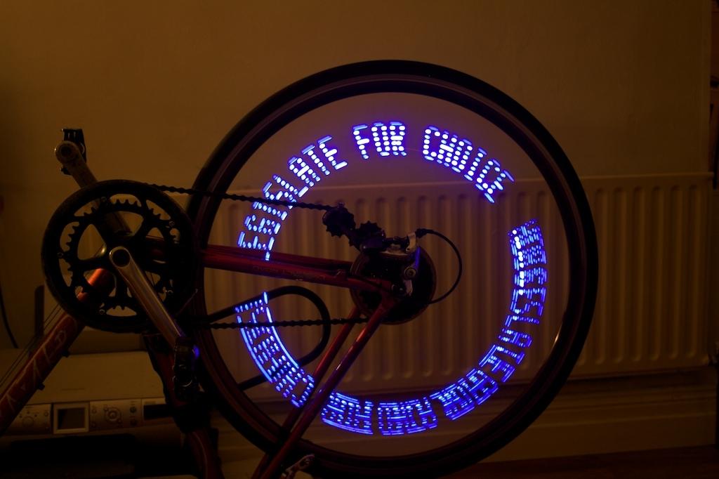 Bike POV